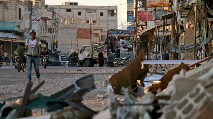 SANA: Varios muertos por ataques con fósforo blanco de coalición liderada por EE.UU. en Deir ez Zor