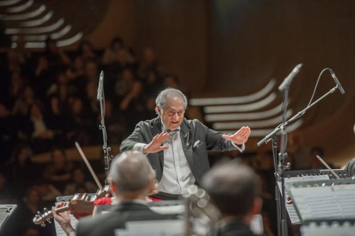 Ştraus Festival Orkestri Bakıda çıxış etdi - Fotolar