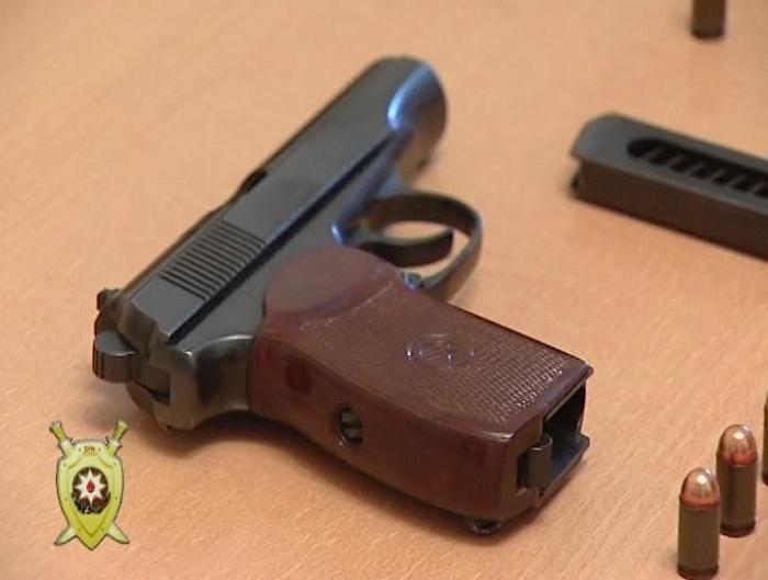 Nardaranda silah-sursat aşkar edilib