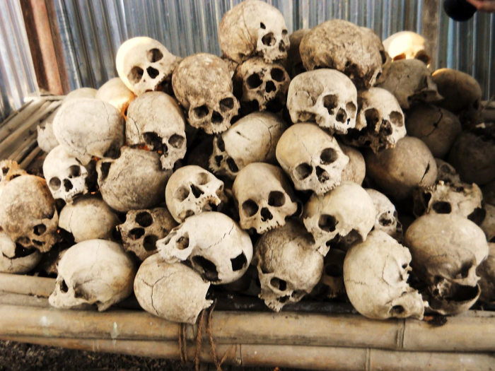 Man travelling with 50 human skeletons arrested in India
