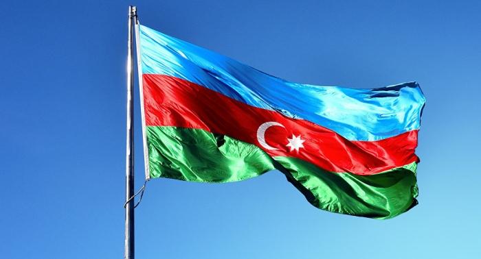 اليوم هو يوم العلم الوطني في أذربيجان