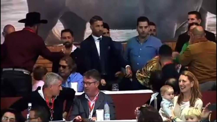من كرة القدم إلى عالم الخيول.. راموس يفوز ببطولة عالمية