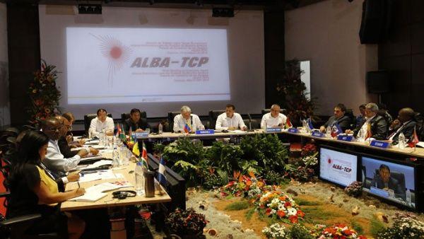 Cancilleres sostienen XVII reunión del ALBA-TCP en Nicaragua