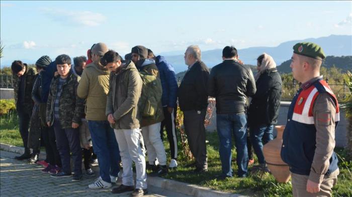Turquie: 41 migrants clandestins interpellés dans le Sud