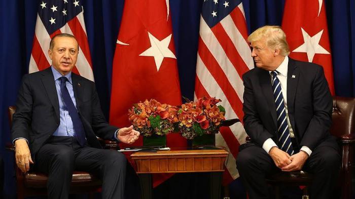 Entretien téléphonique entre Erdogan et Trump