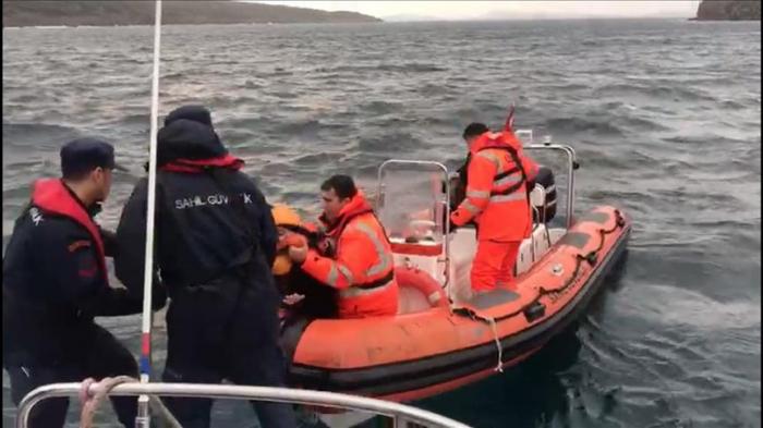 Turquie: 44 migrants sauvés en Mer Egée