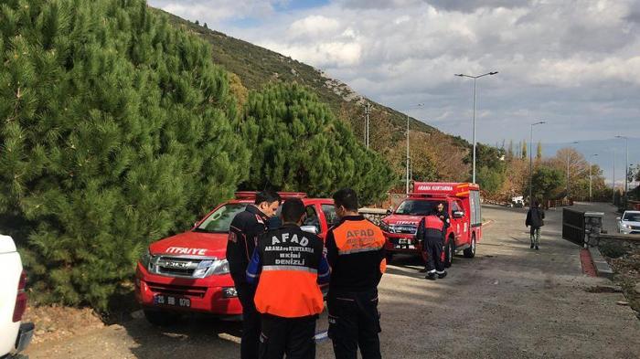 Turquie: Crash d