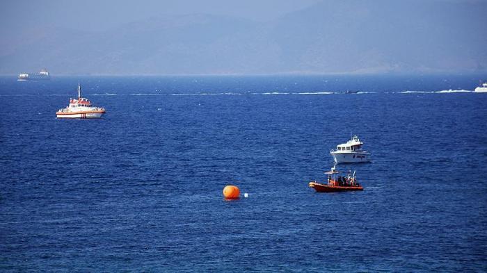 Turquie: 10 migrants sauvés en Mer Egée