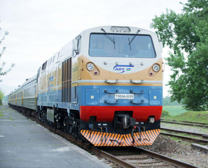 Baku-Tbilisi train operations restricted