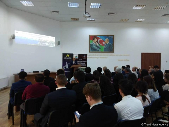 Film on historical lands of Azerbaijan presented in Baku