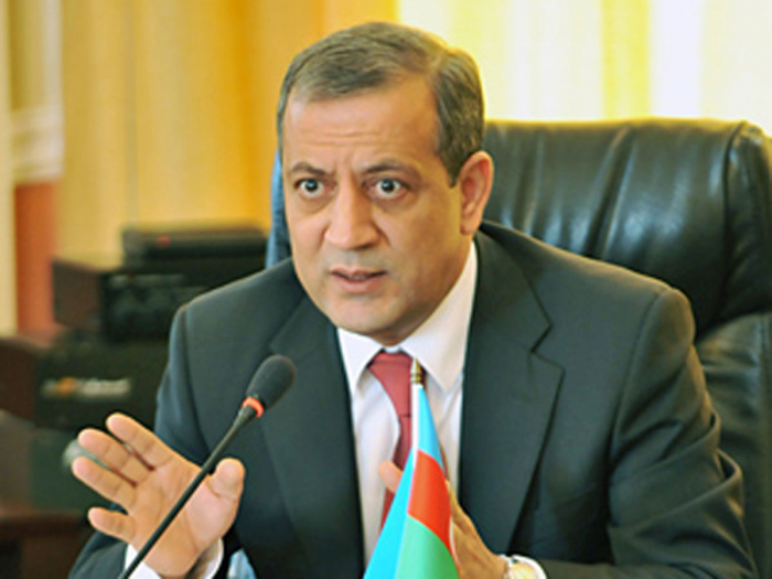 Azerbaijani deputy energy minister dismissed