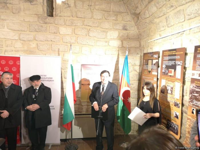 Baku hosts photo exhibition on fate of Jews in Bulgaria in 1940-1944