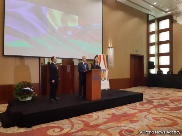 Ambassador: Azerbaijan, Romania are strategic partners