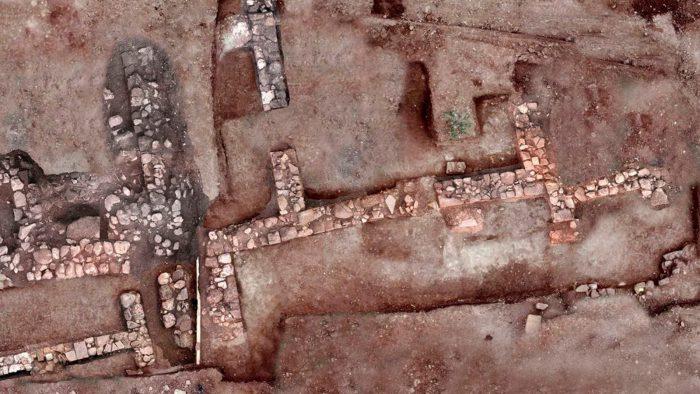 Une cité perdue bâtie par les prisonniers de la guerre de Troie découverte en Grèce