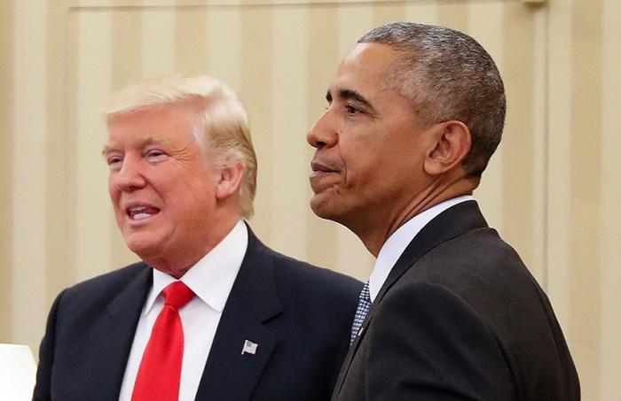 """Obama Trampı """"yalançı"""" adlandırdı"""