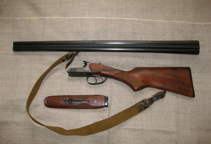 Sənədsiz silahlar götürüldü
