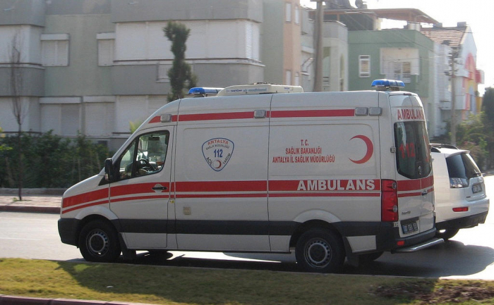 Explosion in Turkey leaves 2 injured and 1 dead
