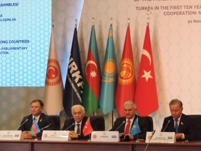 Eighth Plenary Session of TURKPA ends with adoption of Izmir Declaration