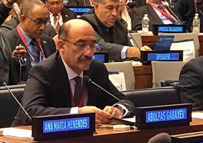 Azerbaijani delegation attends 8th UNAOC Global Forum