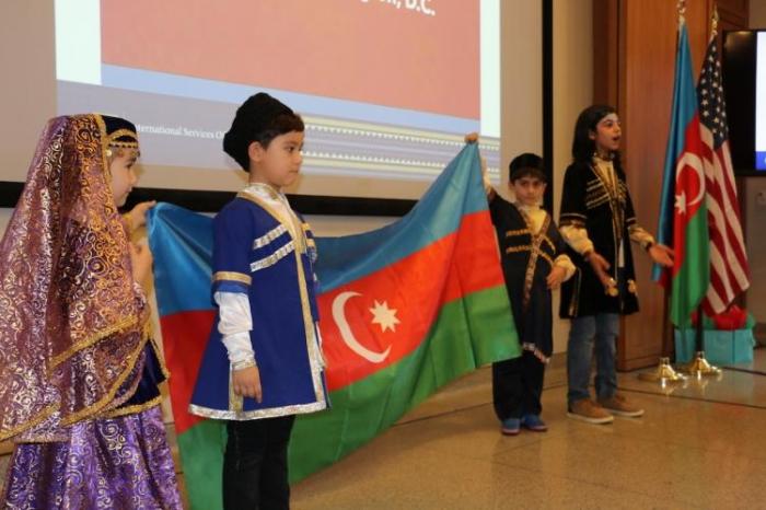 Vaşinqtonda Azərbaycan Mədəniyyət Günü keçirilib