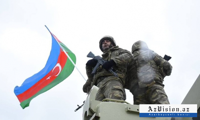 """March of the flag"" held in Fuzuli region - PHOTOS"