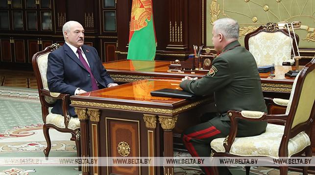 Lukaşenko Zasın KTMT baş katibi təyin edilməsini təsdiqlədi