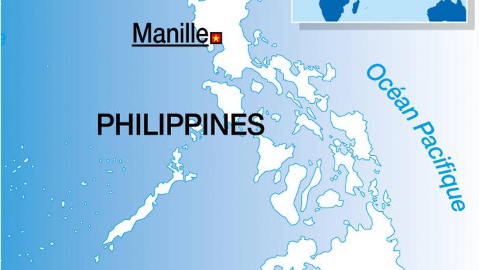 Un prêtre américain arrêté aux Philippines pour abus sexuels
