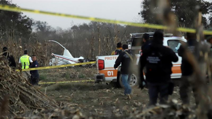 Death toll in helicopter crash in Mexico rises to 5