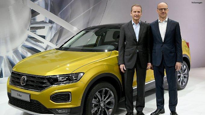 Volkswagen schnallt den Gürtel enger