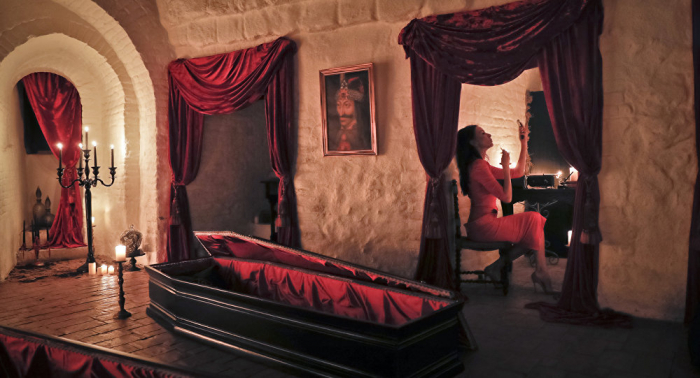 La science sait désormais ce qui se cache sous le «château de Dracula»