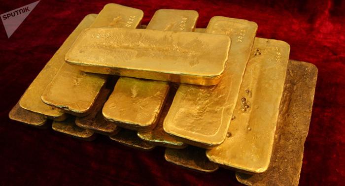 Une nouvelle percée dans le monde scientifique: de l'or fondu à température ambiante