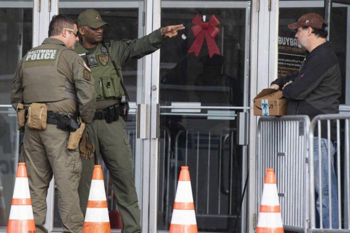 USA : 2000 armes récupérées à Baltimore