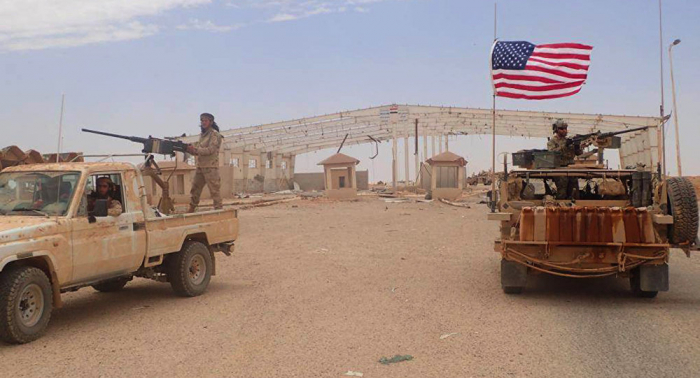 US to withdraw troops from military base in Syrian city of Al-Tanf