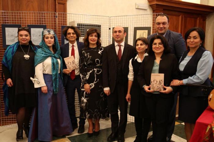 Senatda Azərbaycan qadınları ilə bağlı kitabın təqdimatı olub - FOTO
