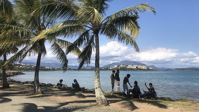 Starkes Seebeben erschüttert Neukaledonien