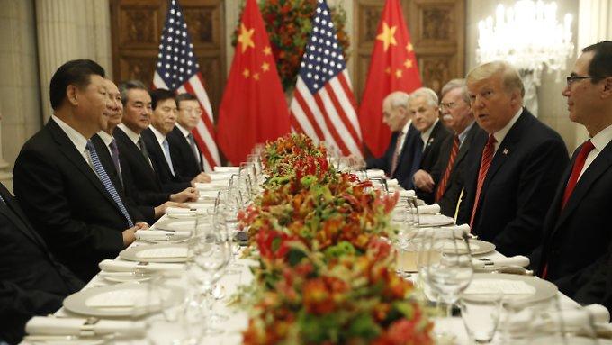 China setzt Handelsvereinbarungen sofort um