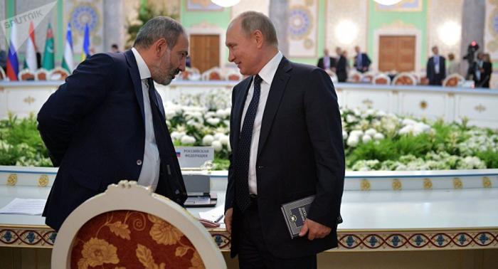 Paşinyan Rusiyaya gedir - Zasın təyinatı təsdiqlənəcək
