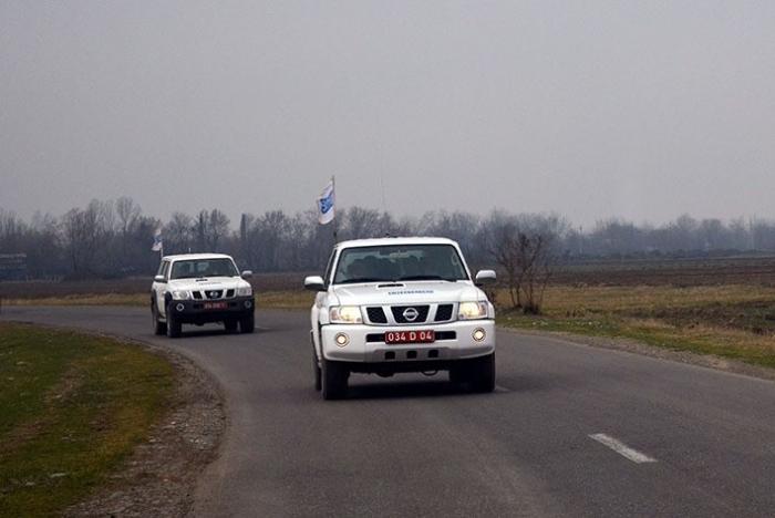 Karabakh: le nouveau suivi sur la ligne de contact des armées s'est achevé sans incident