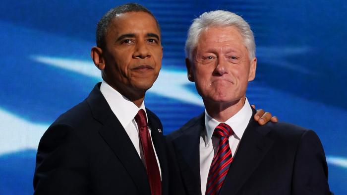 """Obama və Klinton: """"Buşun xidmətləri əvəzedilməzdir"""""""