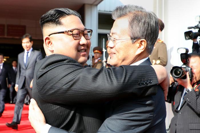 Kim Çin In həmkarından üzr istədi