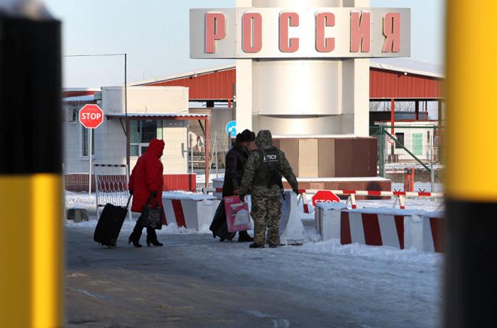 Ukrayna Rusiyanın 730 vətəndaşına qadağa qoydu
