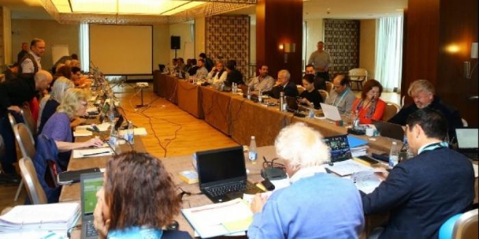In Baku findet Sitzung des FIG-Exekutivkomitees statt