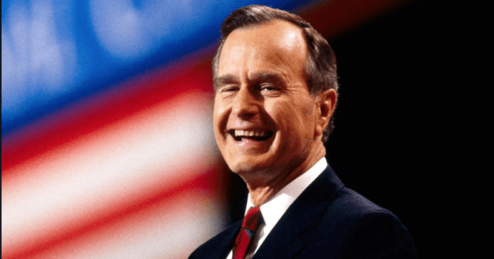 Trump designates December 5 as National Day of Mourning for George H.W. Bush