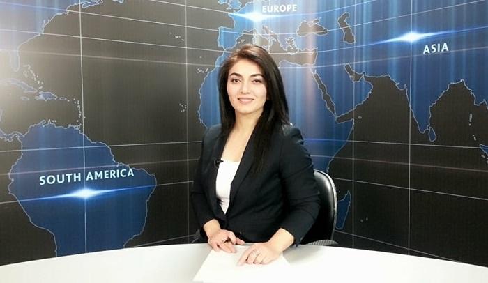 AzVision TV:Die wichtigsten Videonachrichten des Tages aufEnglisch(03. Dezember)-VIDEO