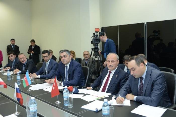 Azerbaijan, Turkey, Russia and Iran agree on IT venture