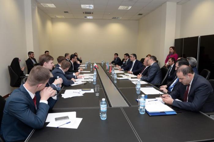 Les ministres des TIC azerbaïdjanais, iranien, russe et turc se sont réunis à Bakou