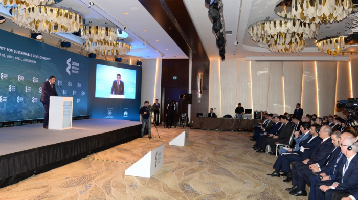 Baku hosts Caspian Innovation Conference