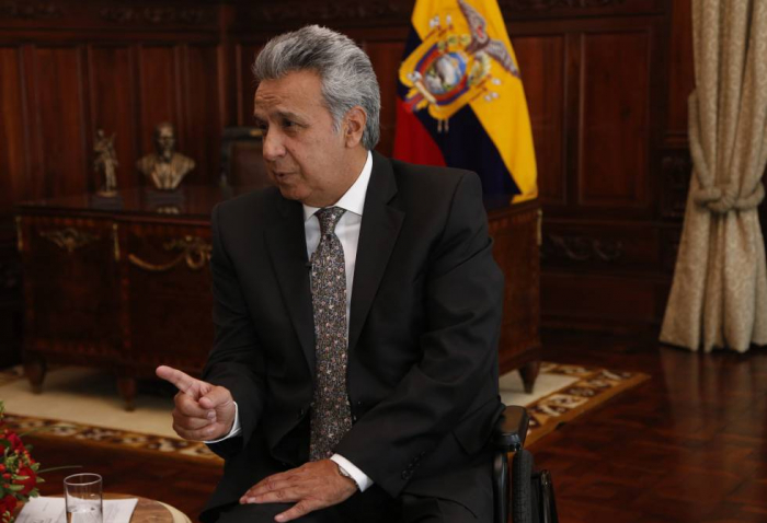 Ecuadorian President talked with Manafort about removing Assange from embassy