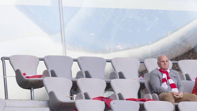 Redelings über den FCB-Präsident