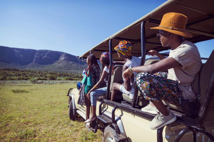 South Africa relaxes strict entry policy for families
